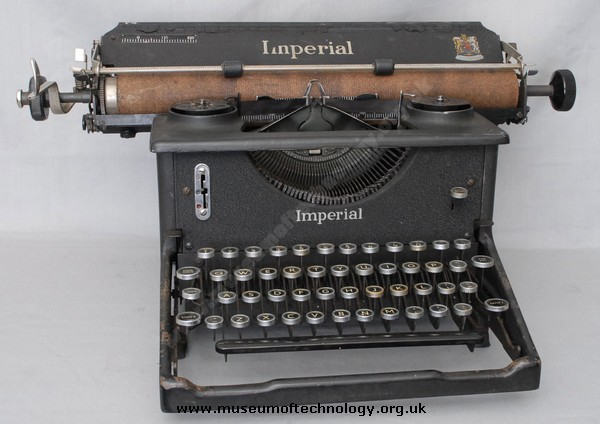 imperial typewriter repair